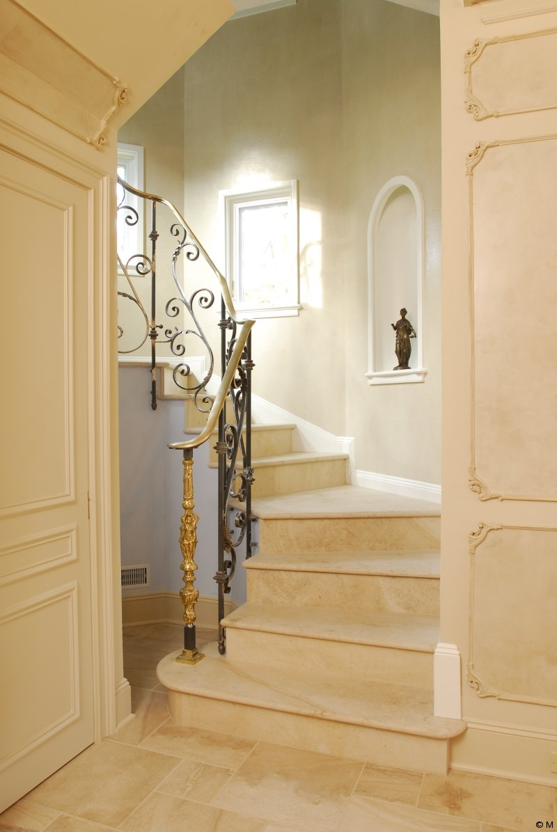 Glazed Architectural Molding : Venetian plaster « decorative art design