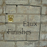 Faux Finishes | Wood Door | Mile Djuric