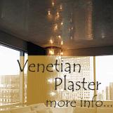 Ceiling Venetian Plaster